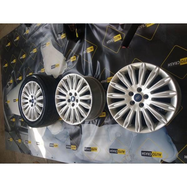 Диски R17 на Ford Fusion Hybrid USA 2012-2019