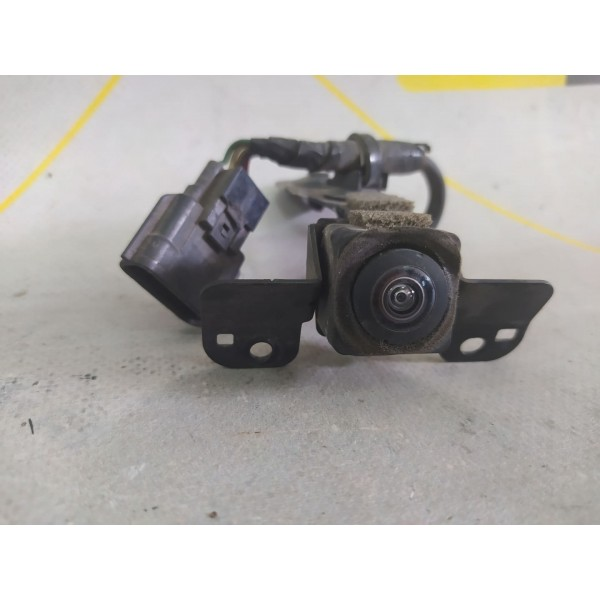Камера передняя на Infiniti EX35 2008-2013