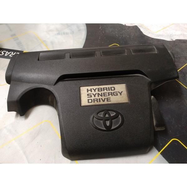 Крышка накладка двигателя на Toyota Camry 55 2015-2017