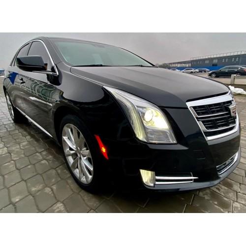 Cadillac XTS Platinum 2012