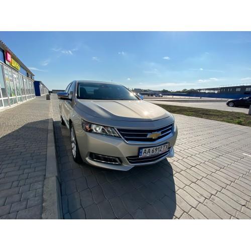 Chevrolet Impala LTZ Plus 2013