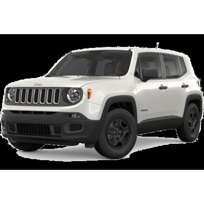 Jeep Ranegade (2014 - н.в.)